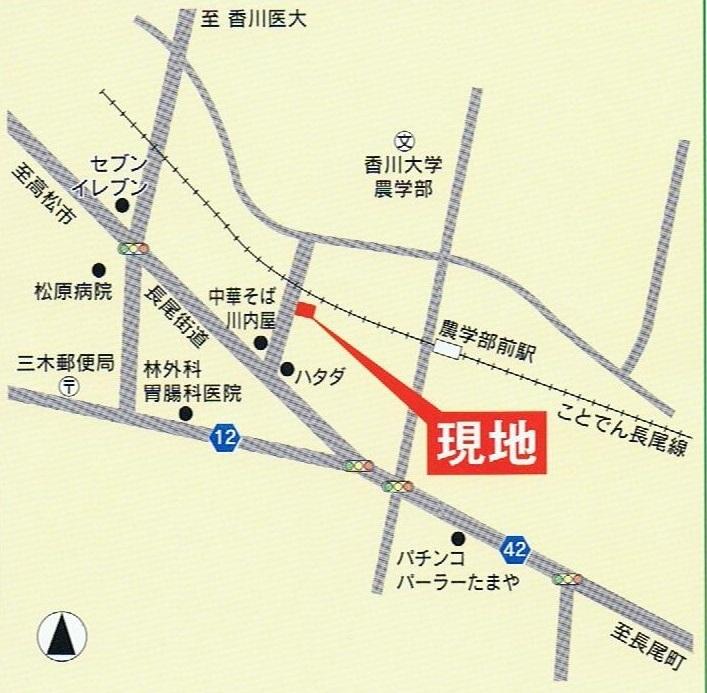 三木町池戸 第3期分譲地 (全6区画)